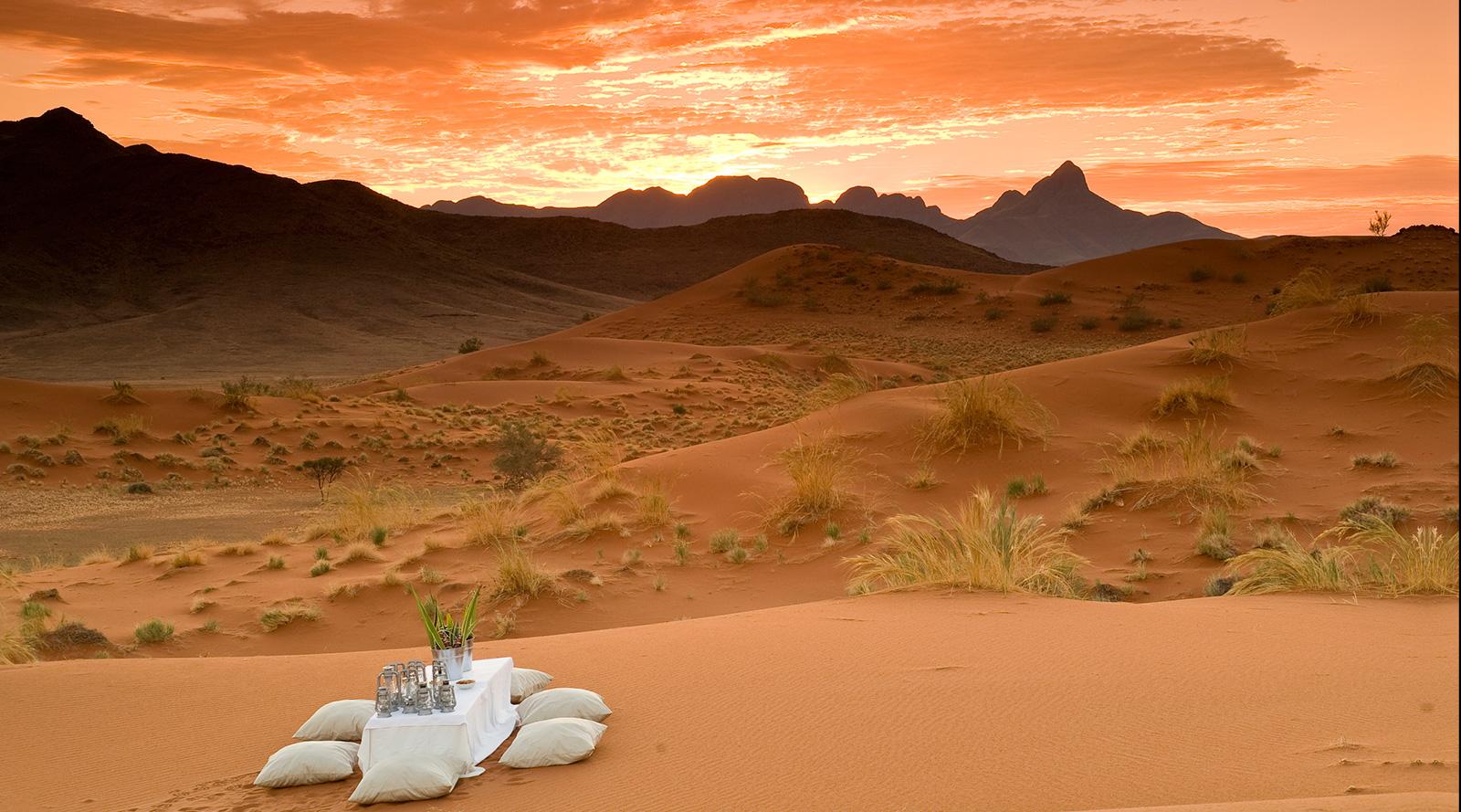 © &Beyond   Sossusvlei Desert Lodge, Namibia