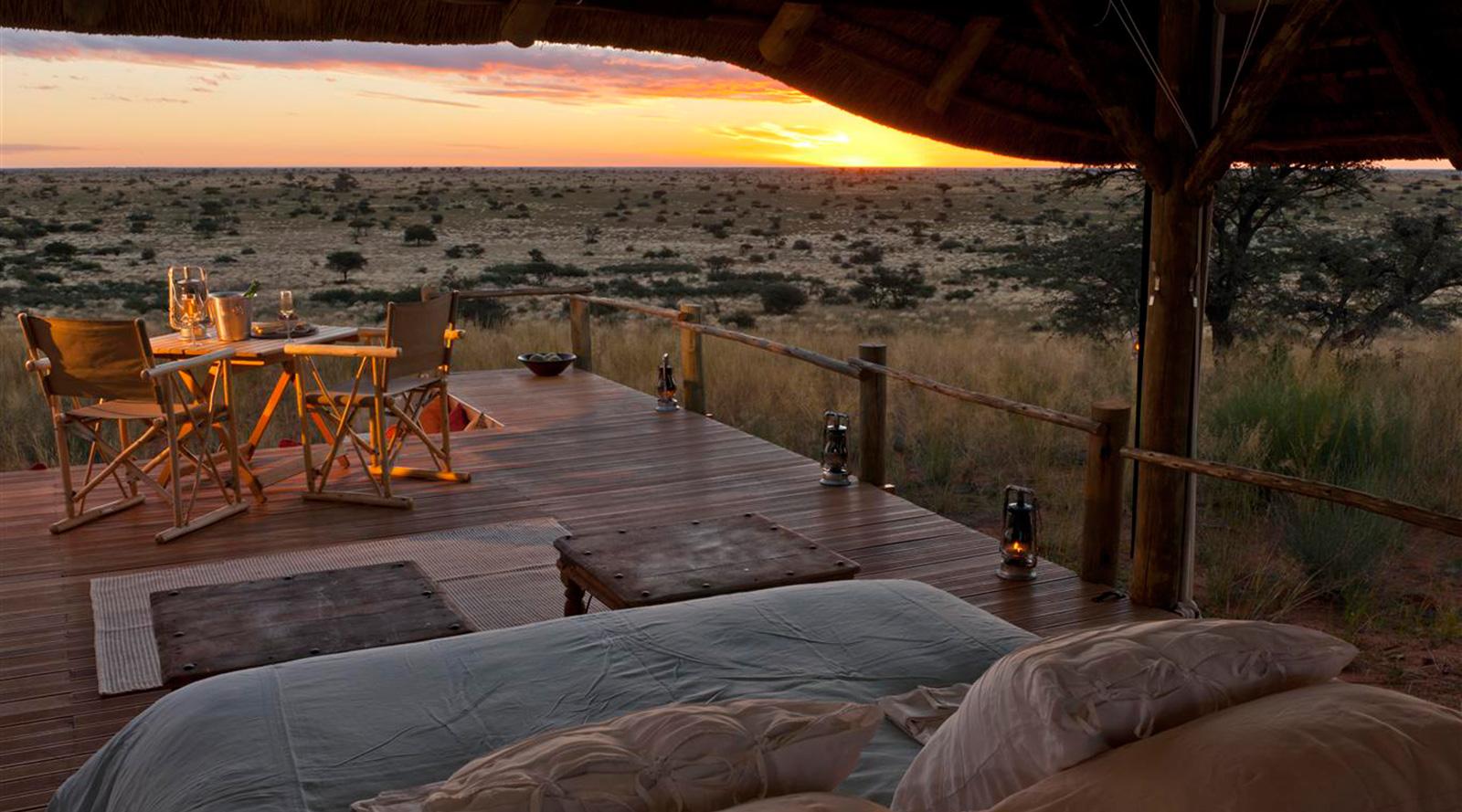 © Tswalu Kalahari   Tswalu Kalahari Private Game Reserve, South Africa