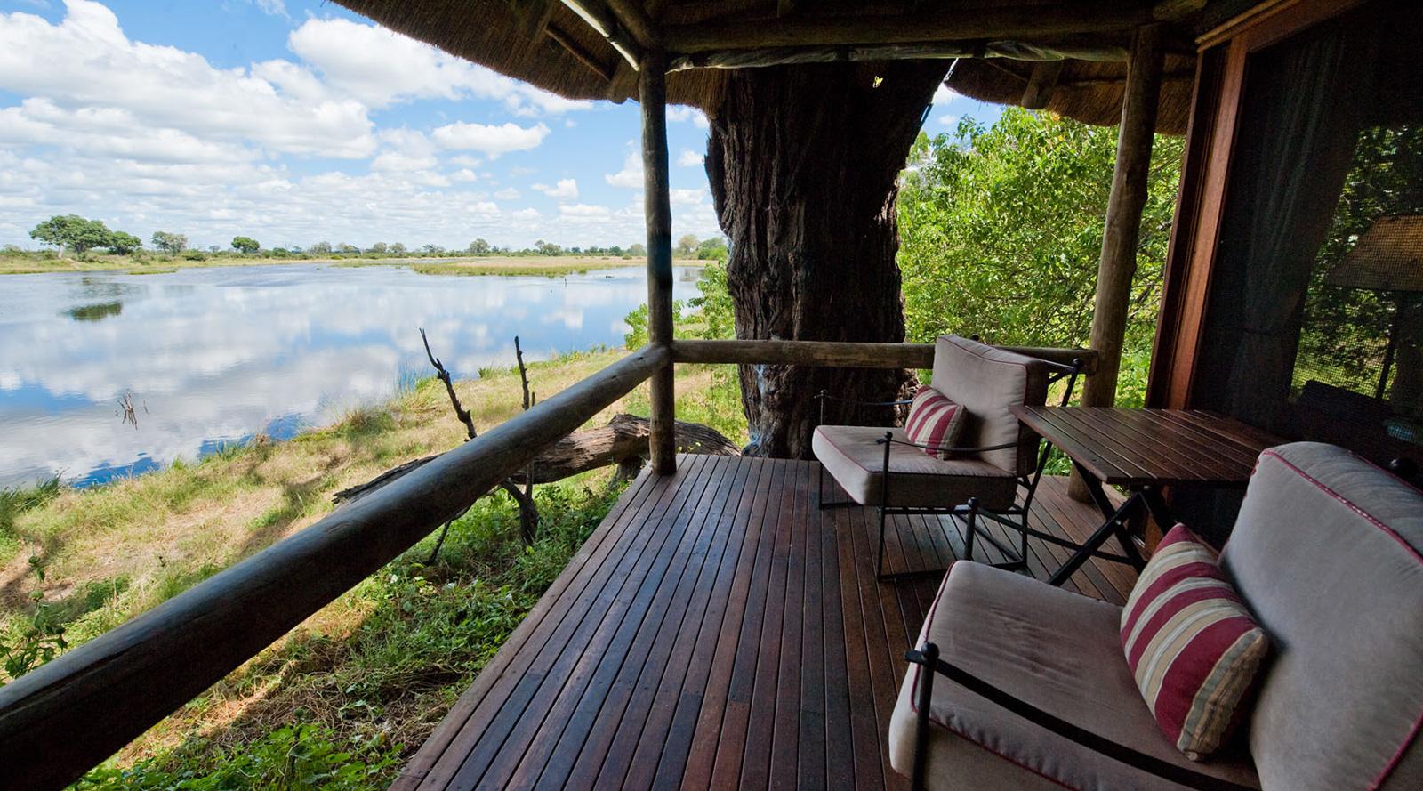 © Wilderness Safaris   Savuti Camp, Botswana