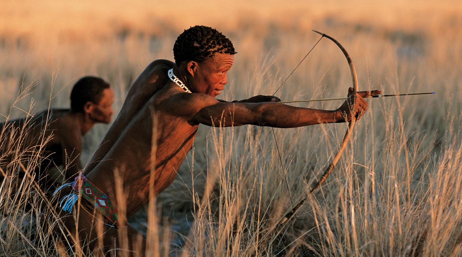 © Image courtesy of Uncharted Africa Safari co. | Bushmen