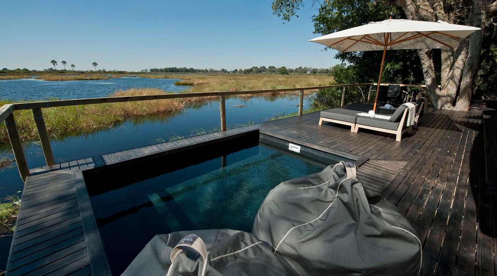 © Wilderness Safaris   Abu Camp, Botswana