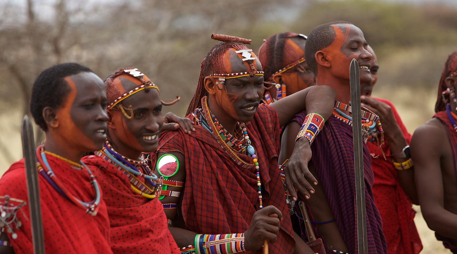 © Roberts Safaris | Maasai