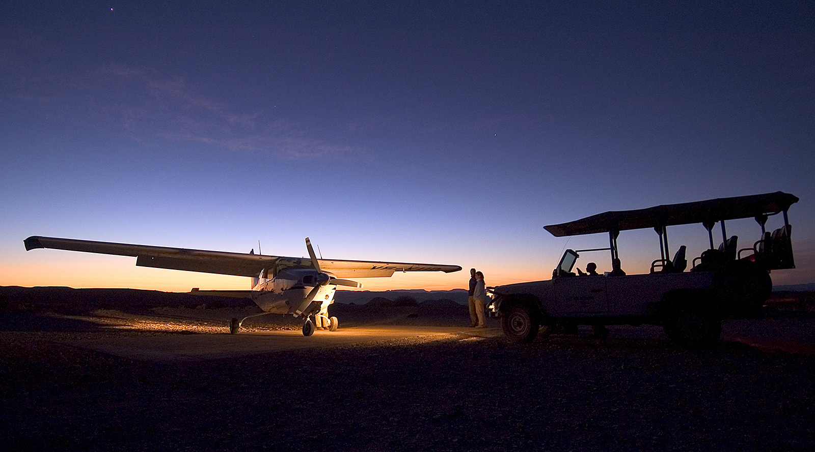 © Wilderness Air | Damaraland