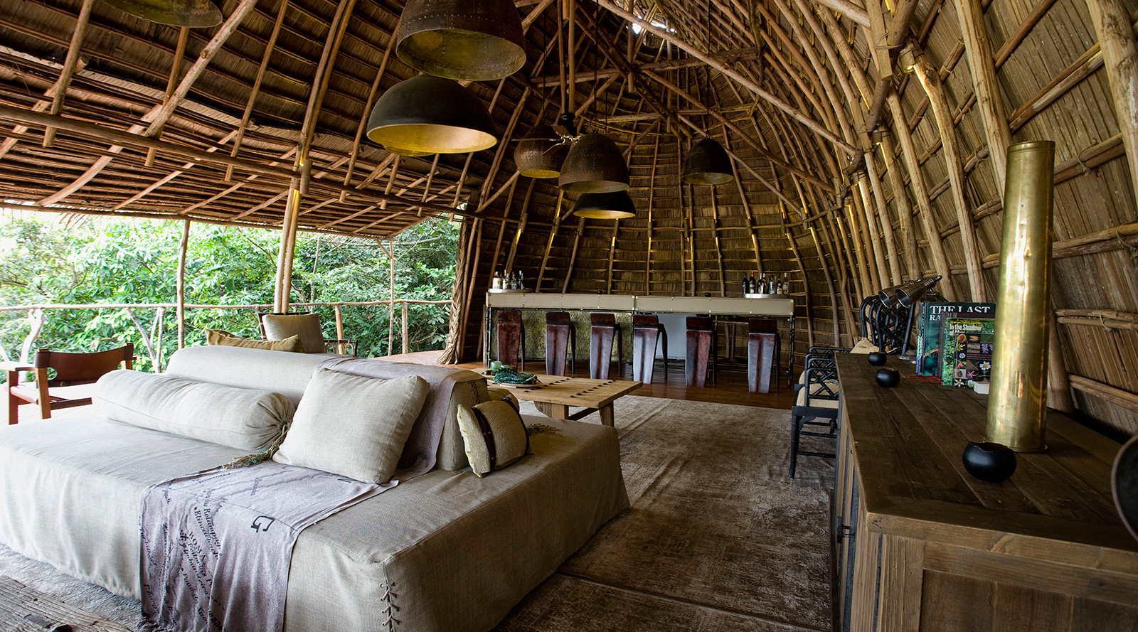 © Wilderness Safaris   Odzala Lango Camp, Congo