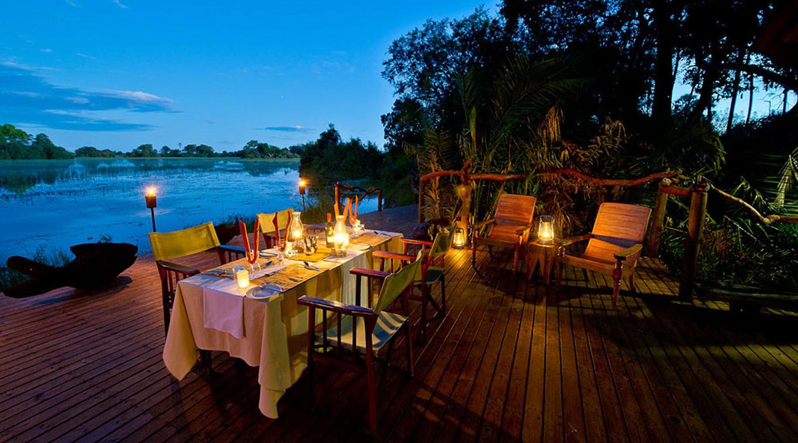 © Wilderness Safaris   Jacana Camp, Botswana