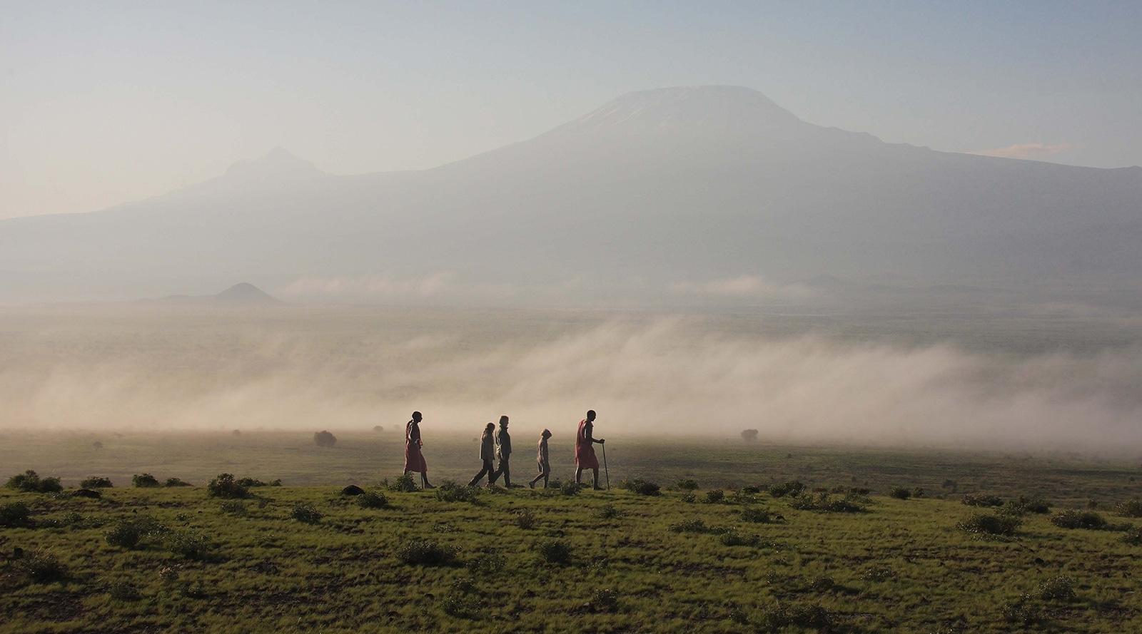 © Tortilis Camp | Tortilis Camp, vista monte Kilimanjaro, Kenya
