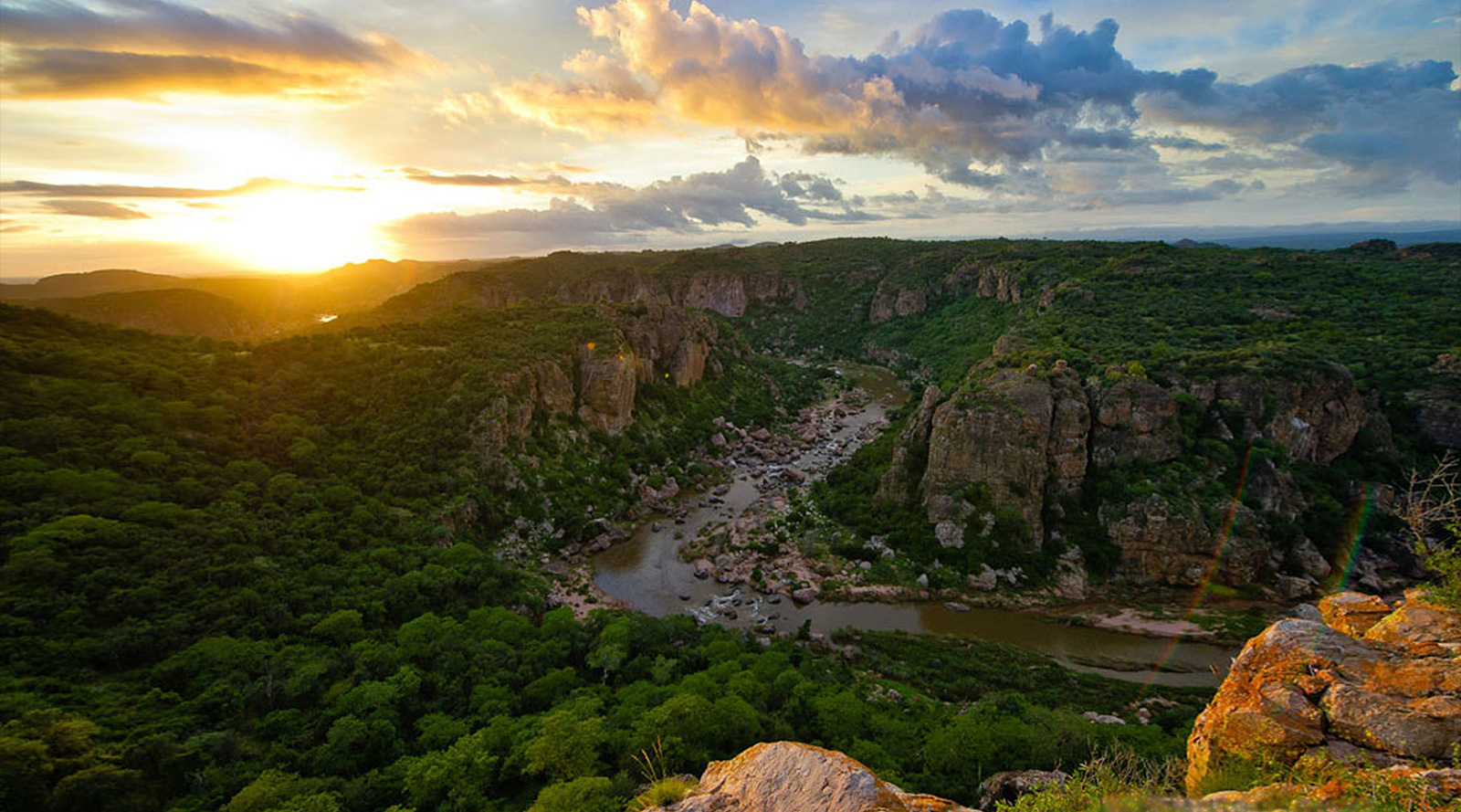 © Wilderness Safaris | Lanner Gorge, South Africa