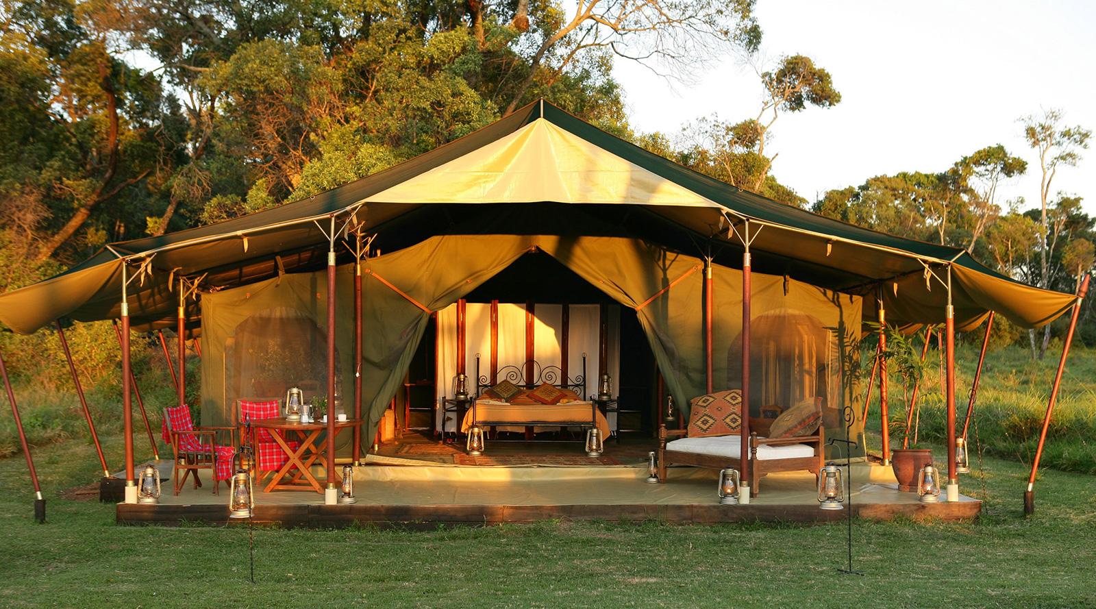 © Michael Poliza Photography | Elephant Pepper Camp, Kenya