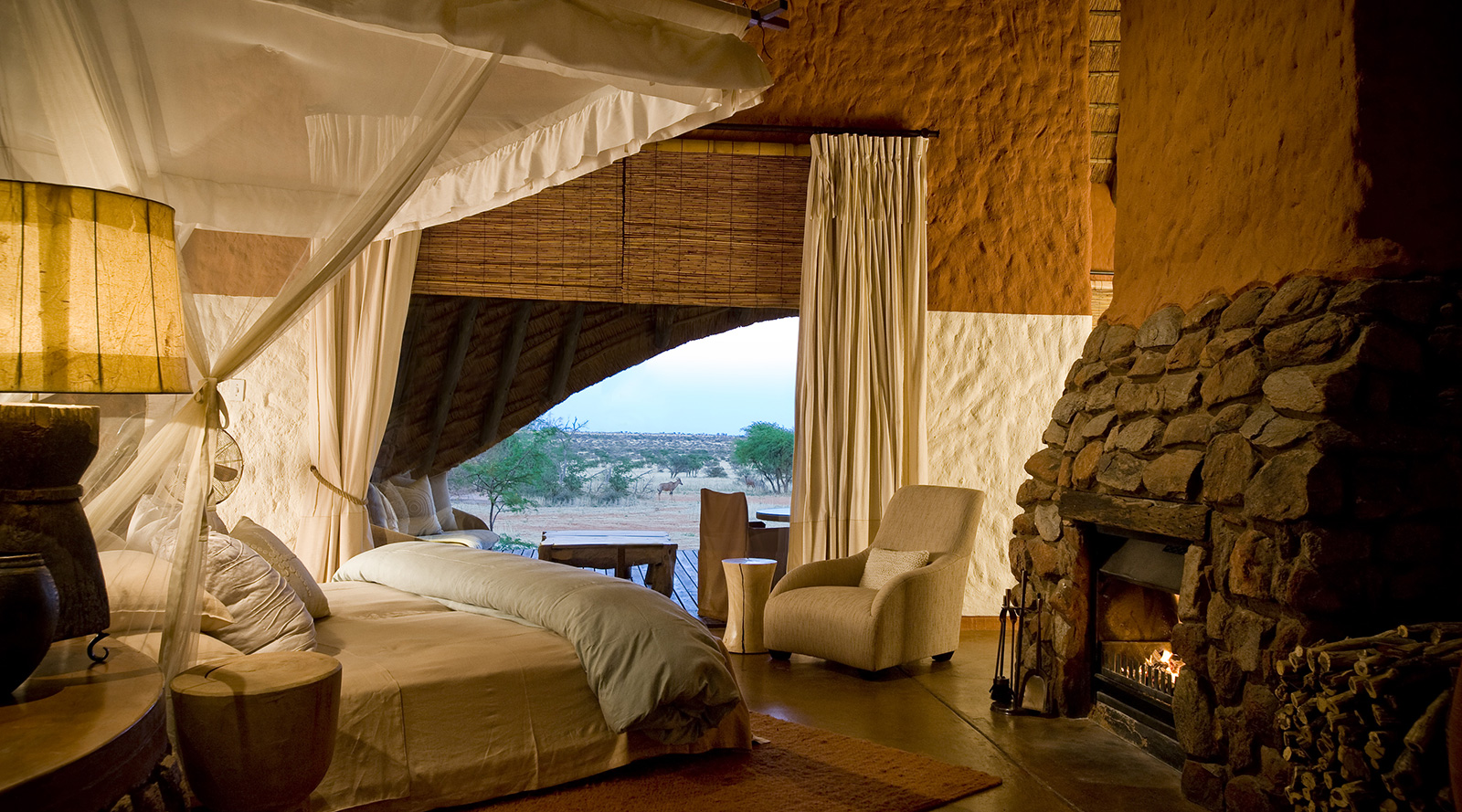 © Tswalu Kalahari Private Game Reserve | Tswalu Kalahari Private Game Reserve, South Afric