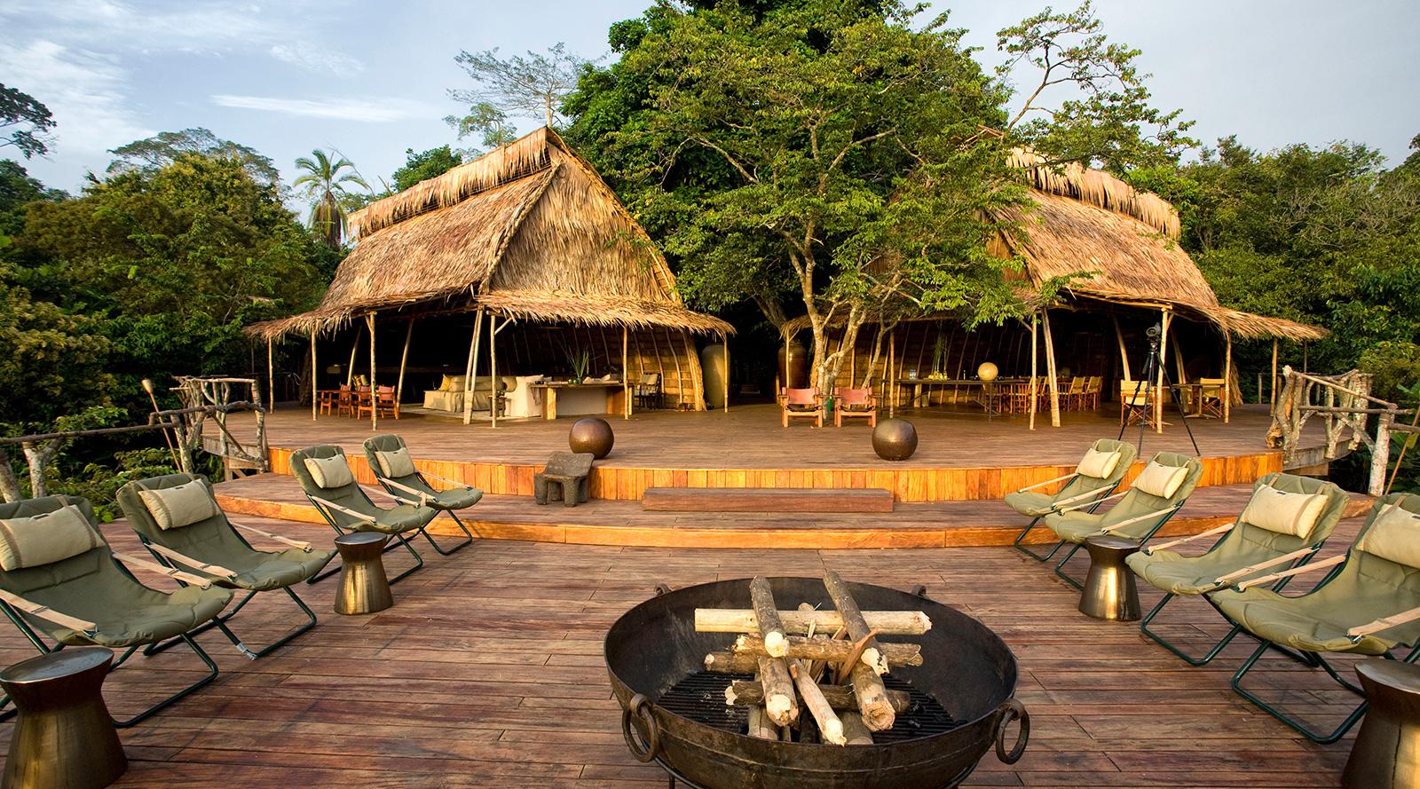 © Wilderness Safaris | Odzala Lango Camp, Congo