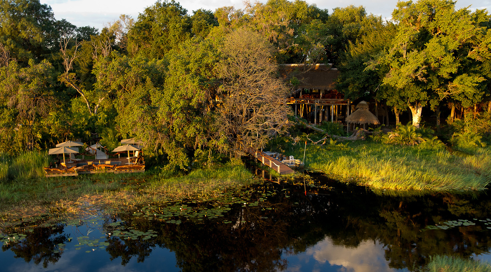 © Wilderness Safaris | Jao Camp, Botswana