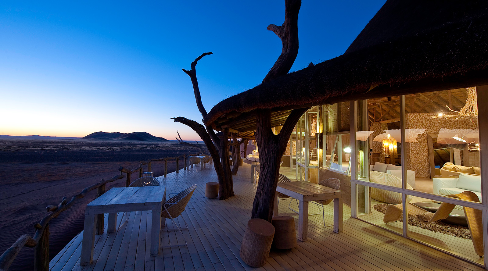 © Wilderness Safaris | Little Kulala, Namibia