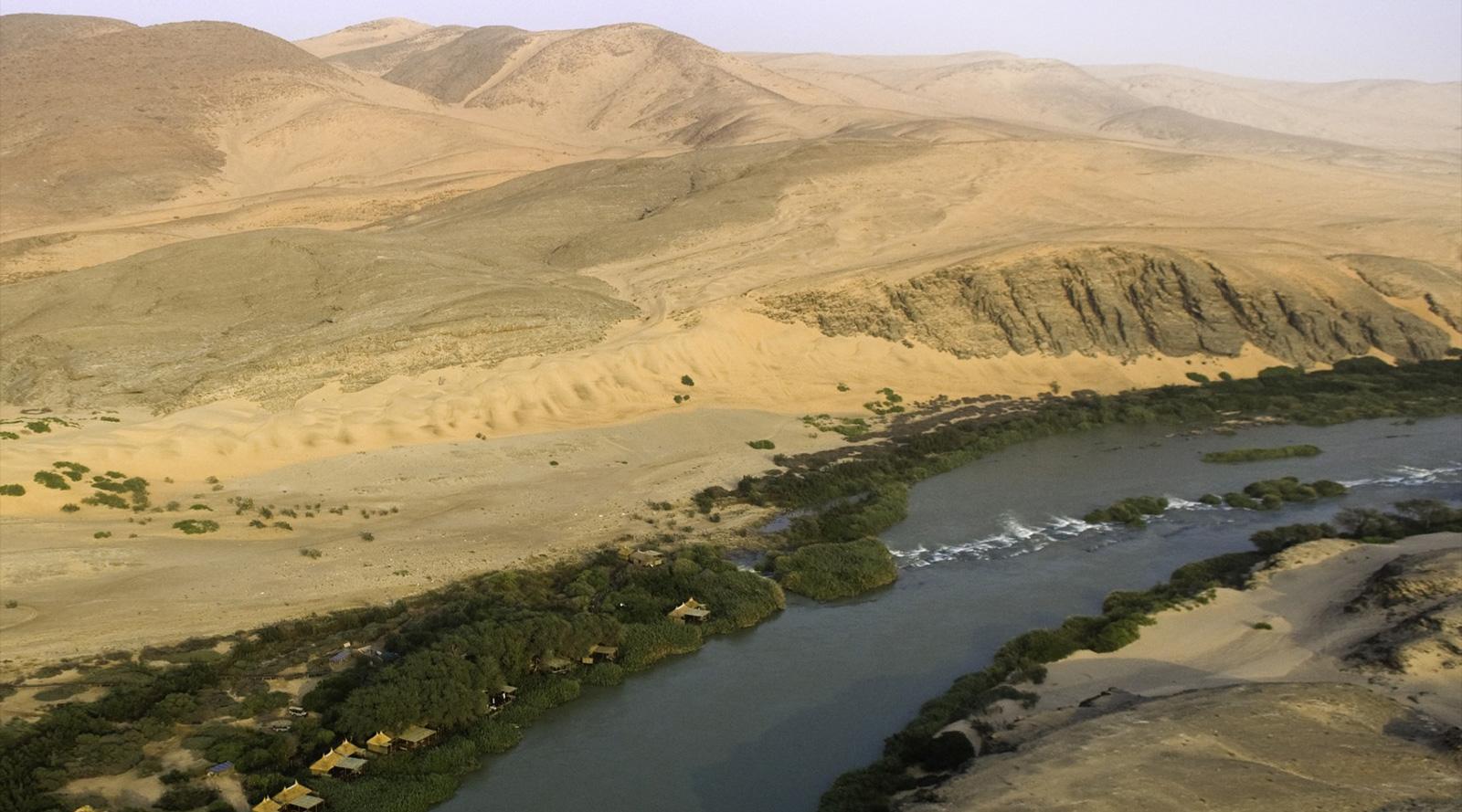 © Wilderness Safaris | Serra Cafema, Fiume Kunene, Namibia