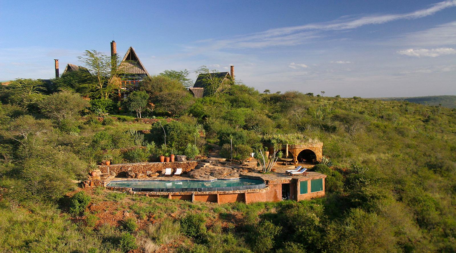 © Loisaba | Loisaba House, Kenya
