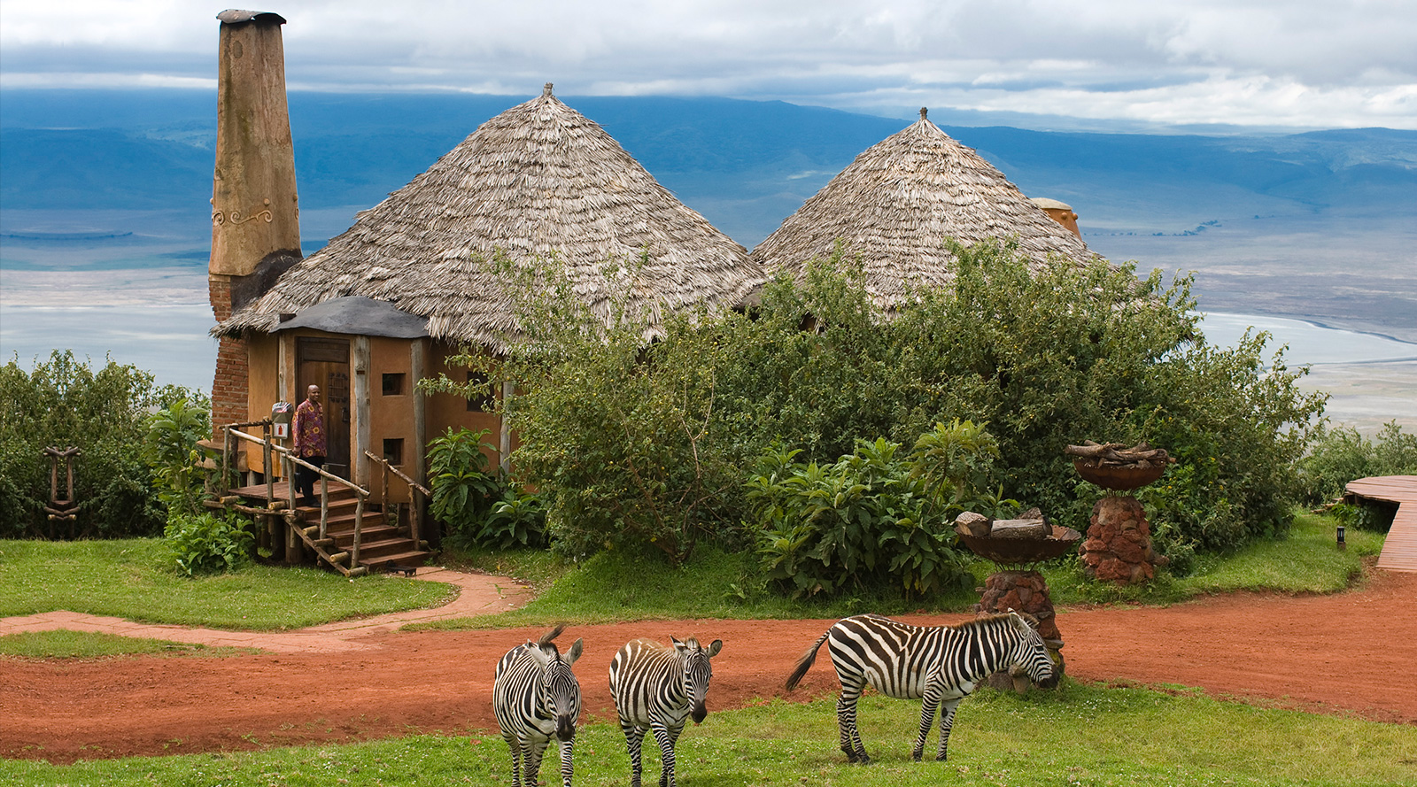 © &Beyond | Ngorongoro Crater Lodge, Tanzania