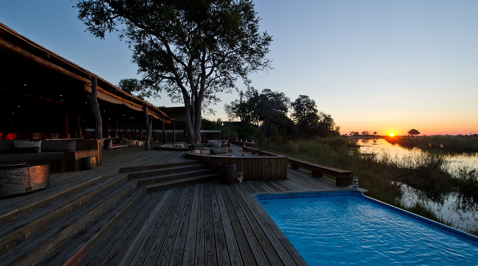 © Wilderness Safaris | King's Pool Camp, Botswana