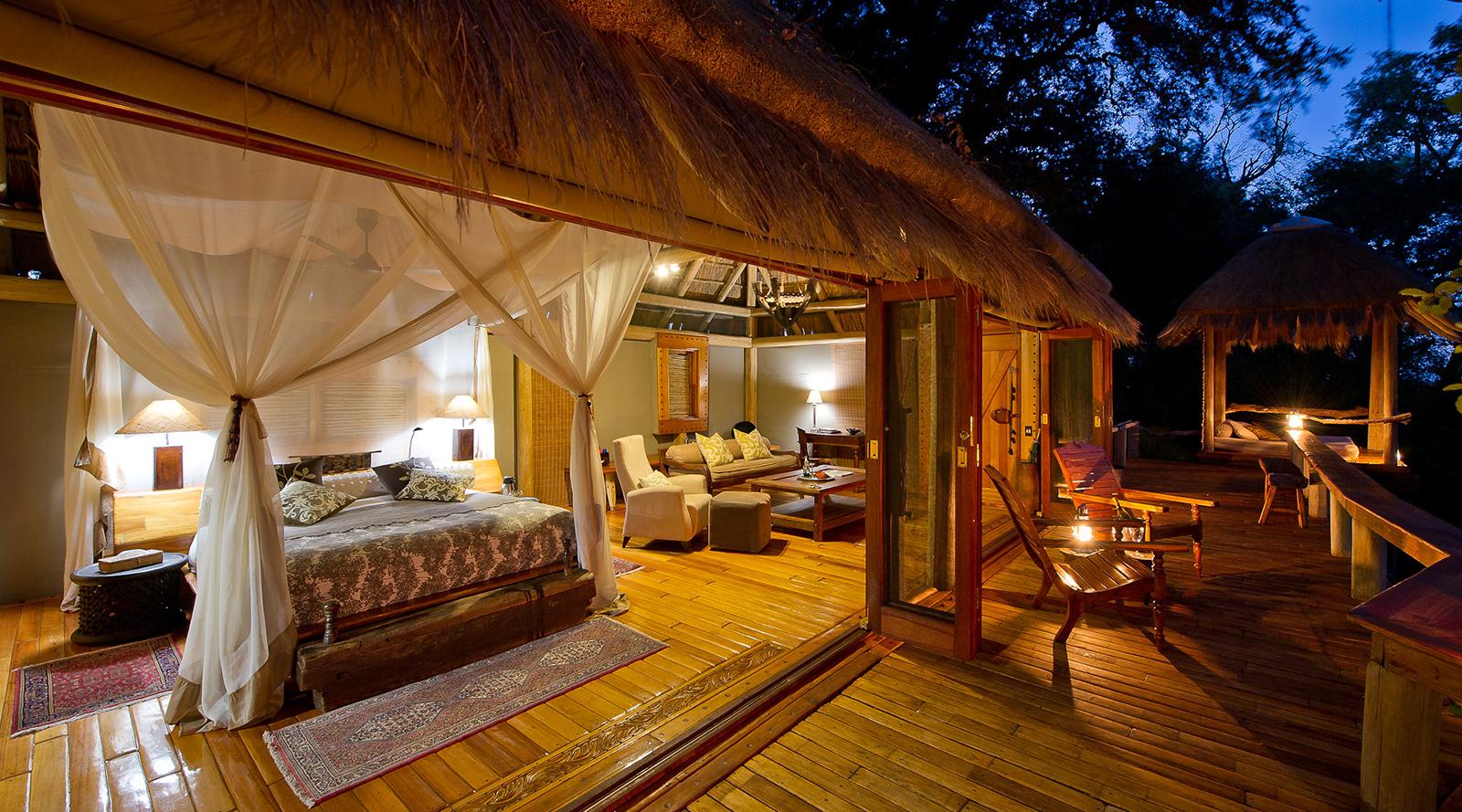 © Wilderness Safaris | Mombo Camp, Botswana