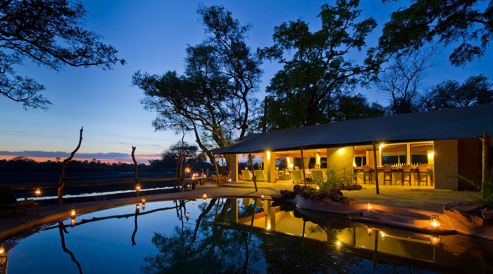 © Wilderness Safaris | Kalamu Lagoon Camp, Zambia