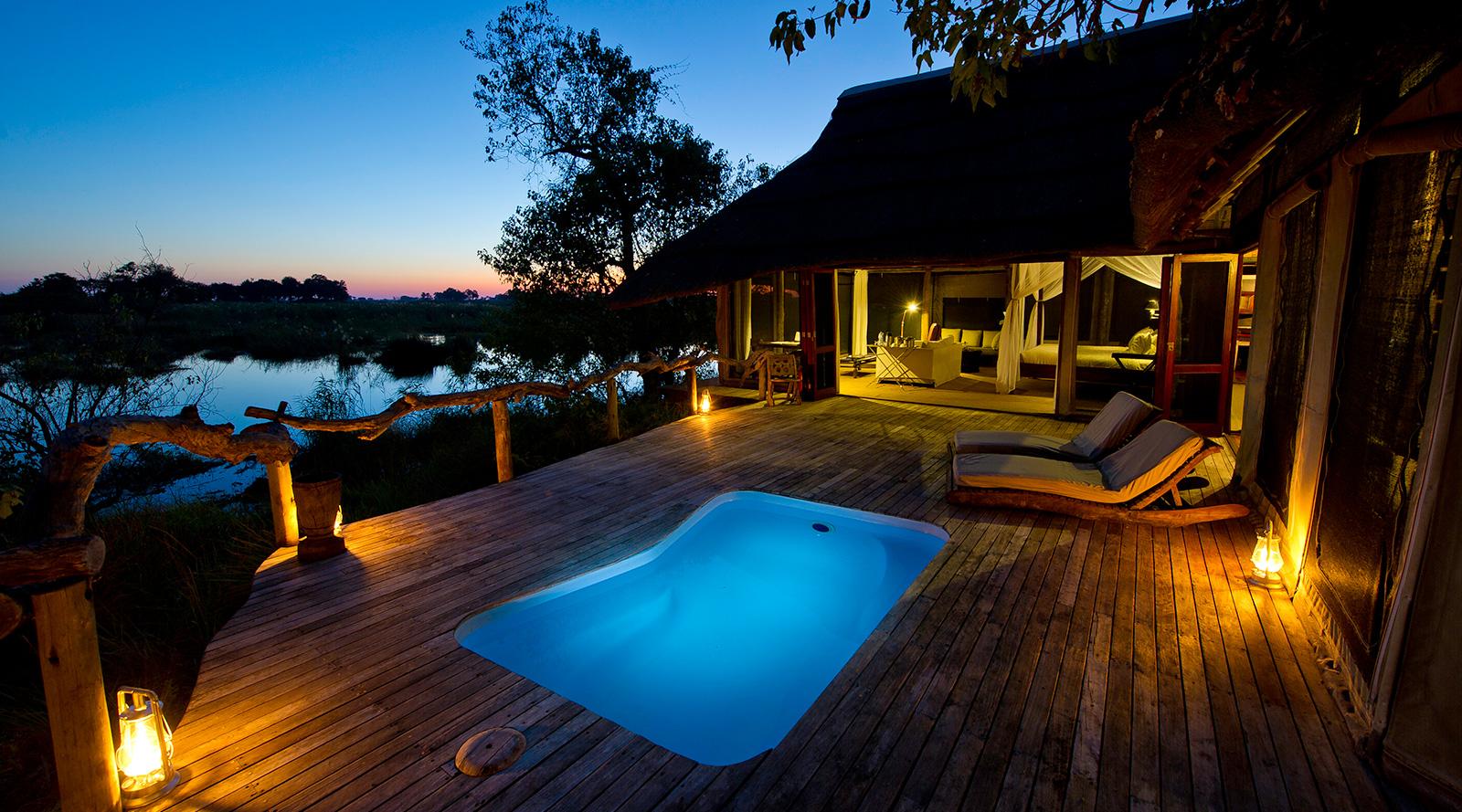 © Wilderness Safaris | King's Pool Camp, Botswana