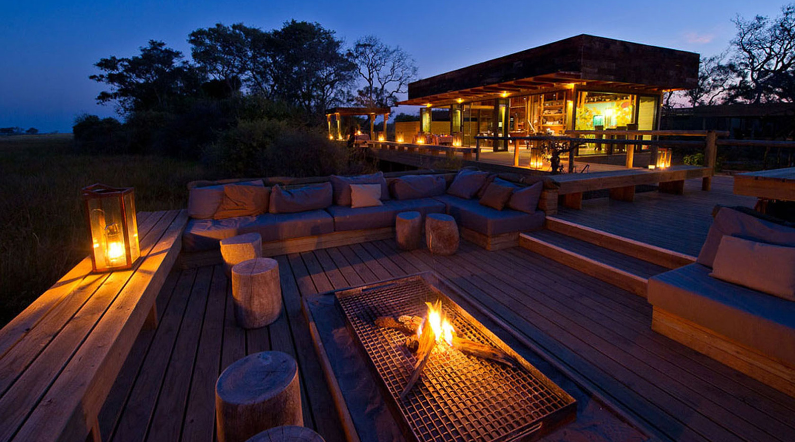 © Wilderness Safaris | Vumbura Plains, Botswana