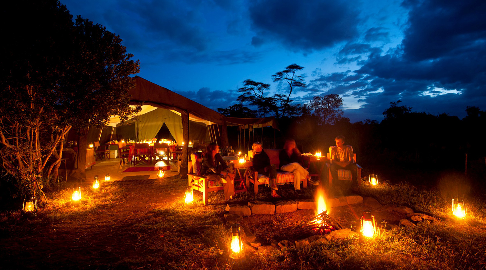 © Ol Pejeta Bush Camp | Ol Pejeta Bush Camp, Kenya